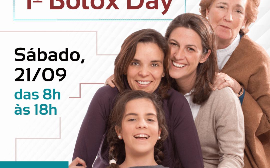 1º Botox Day visa realizar o procedimento a preços acessíveis